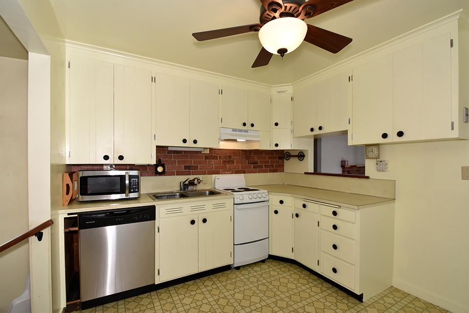 Kitchen at 8314 Lawndale Ave SW , Lakewood