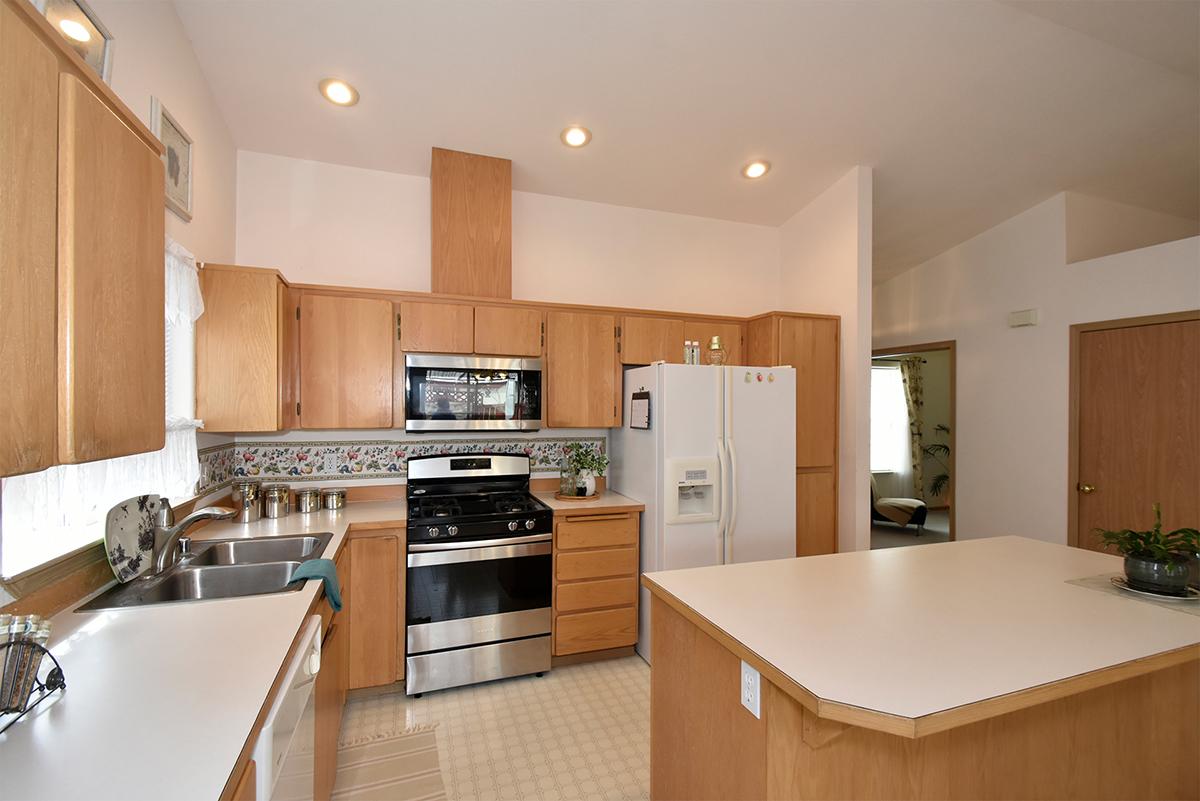 Kitchen - 8707 202nd St E , Spanaway
