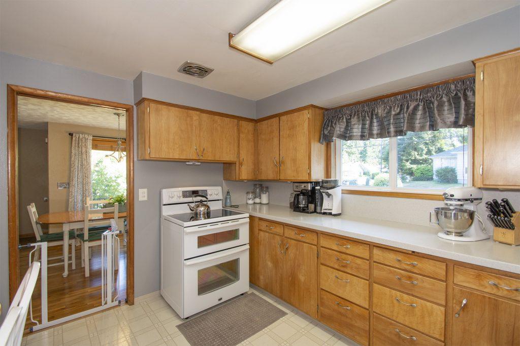 Kitchen - 201 Princeton Street