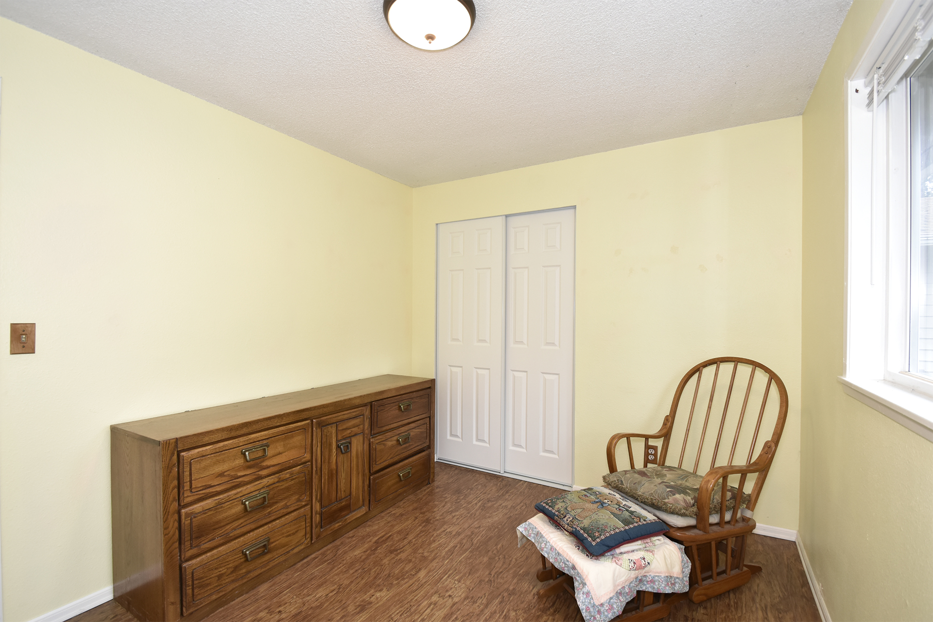 Bedroom - 11618 211th Ave E